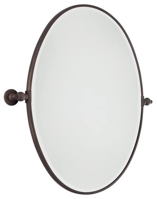 Bathroom Mirrors Dallas oval bathroom mirror – laptoptablets