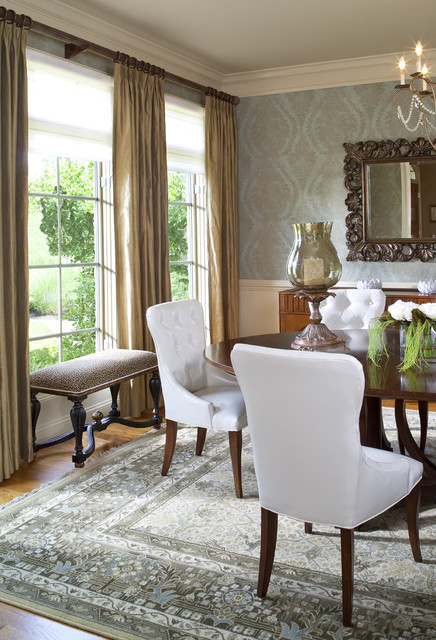 Traditional Dining Room Interior Design traditional dining room