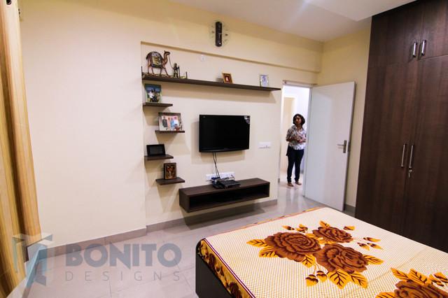 Guest Room TV Cabinet