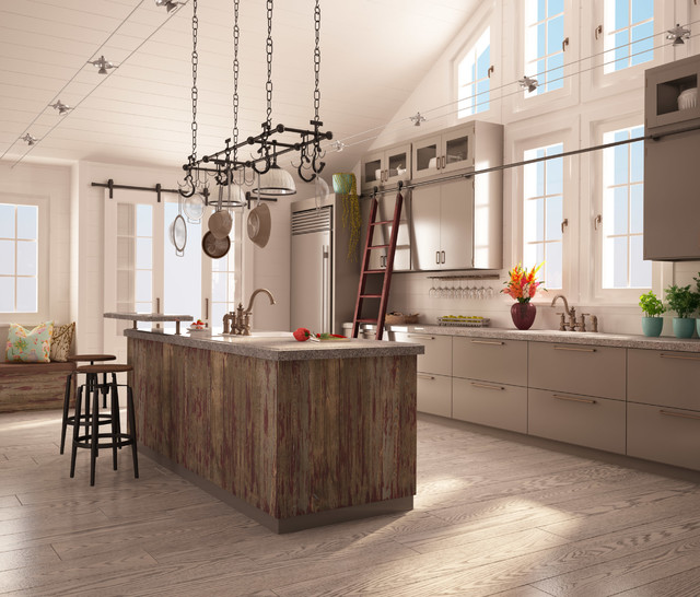 Contemporary Kitchen Pendant Lights