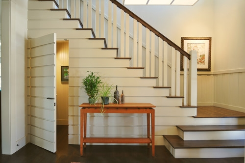 The New Craftsman Style Staircase   Craftsman Style Newel Post   Shaker   Construction   Colonial Elegance   Antique   1930 Style
