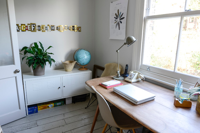Adamo Family Eclectic Home Office London