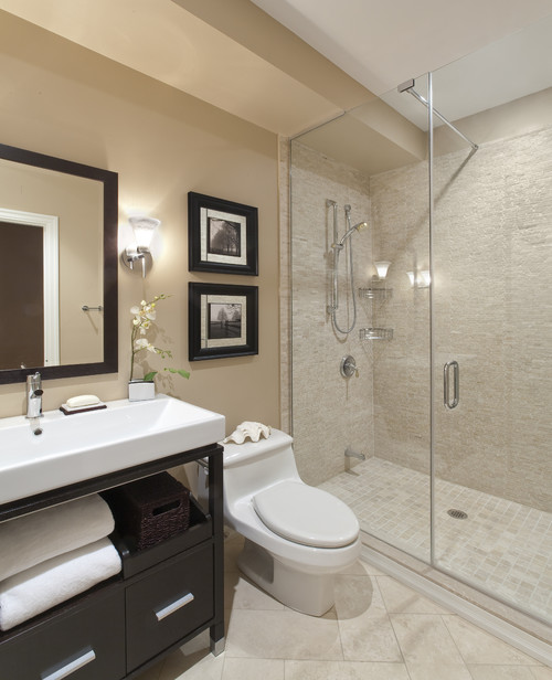 Want a Spa-Like Luxury Bathroom in Your Home?