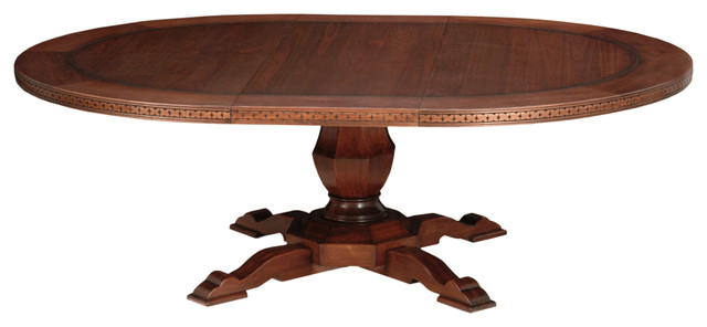 60-inch Siena Round Extension Dining Table