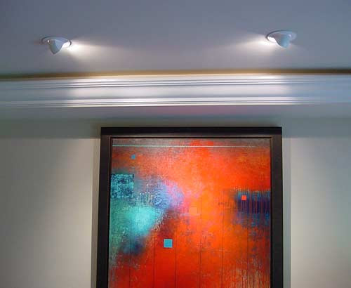 Recessed Art Lighting Fixtures