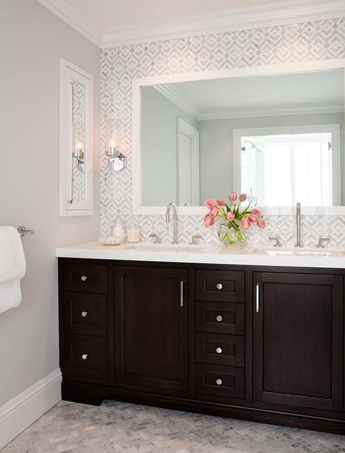 Master Bathroom Mirrors Form Or Function Unique Vanities