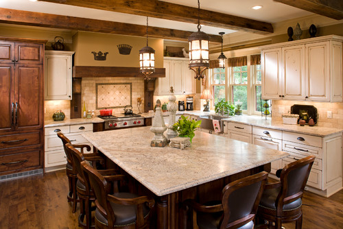 Different Options Kitchen Countertop