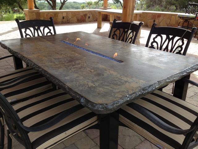 concrete yard furniture home improvement blogs