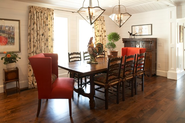 Cape Cod Estate Traditional Dining Room Boston By Shor Home