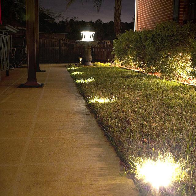 Solar Powered Wall Pack Light Fixtures