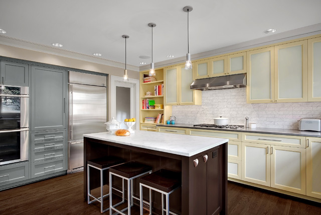 contemporary kitchen by knowles ps