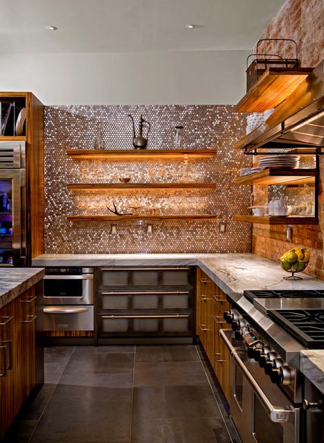 NYC Gem modern kitchen