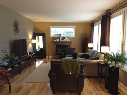 Need Help With Living Room Layout