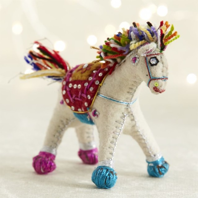 Home Accents Rocking Horse