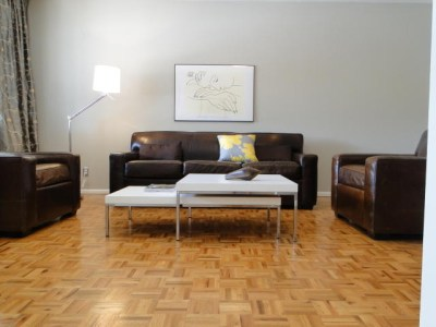 We Answer Wednesday What To Do With Parquet Flooring - What to do with parquet flooring