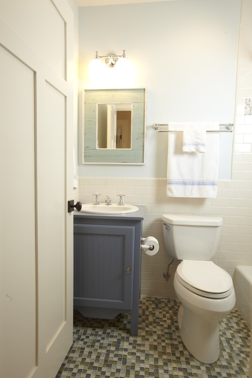 Inexpensive Bathroom Updates Anyone Can Do Photos
