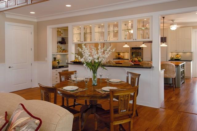 Kitchen Dining Room Layout Ideas