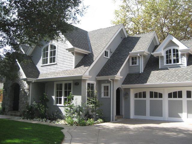 Cottage Style Exterior