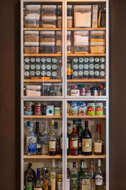 8 Small Pantries That Are Big On Storage Sheknows