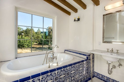 spanish style bathroom faucets houzz