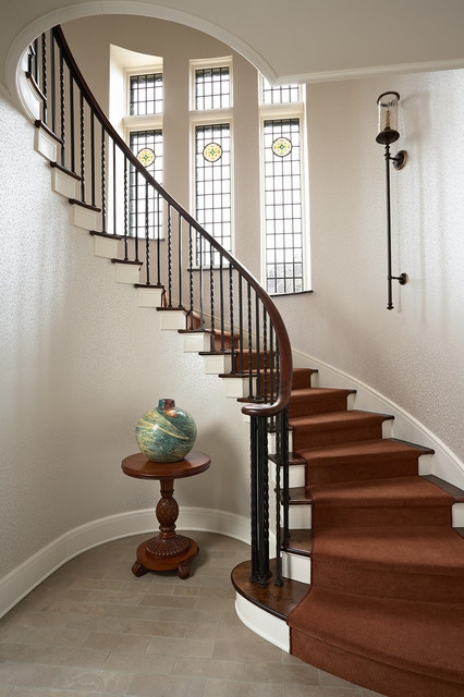 Home Designs Duplex House Staircase Designs   Stairs Design For Duplex House   Contemporary   Front   Elegant   Rcc   Staircase Design