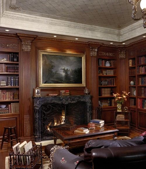 Traditional Interior Designers In Chicago: La Maison By Karine