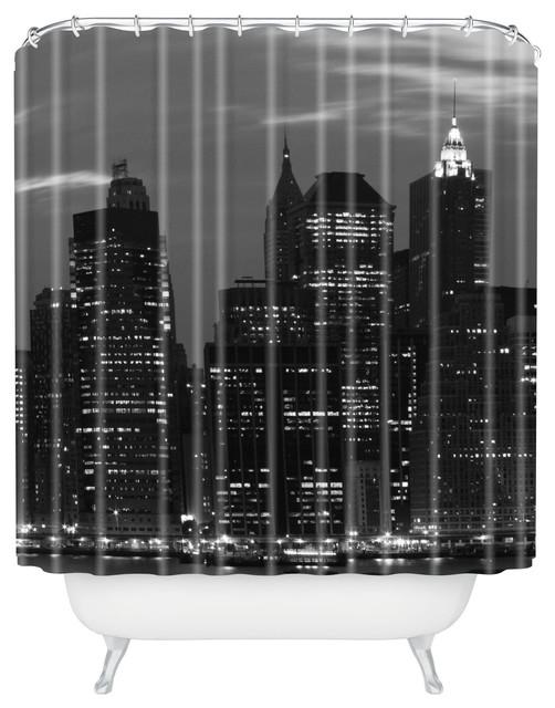 Curtain York Yankees New Shower