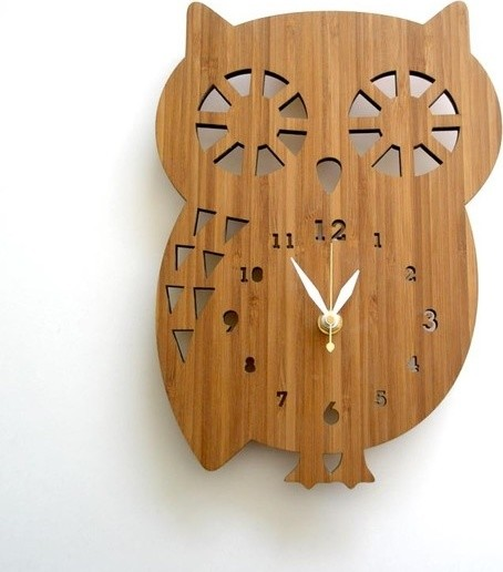 decoracion-ecologica-con-bambu-reloj