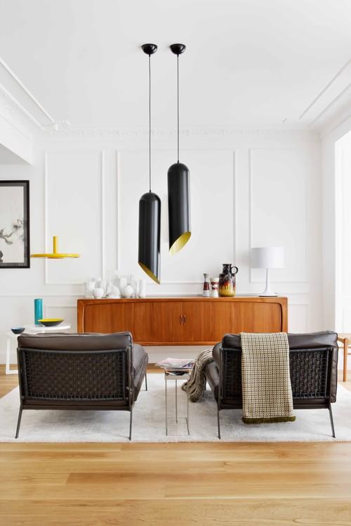 Mid Century Danish Modern Inspired Home Renovation Ideas
