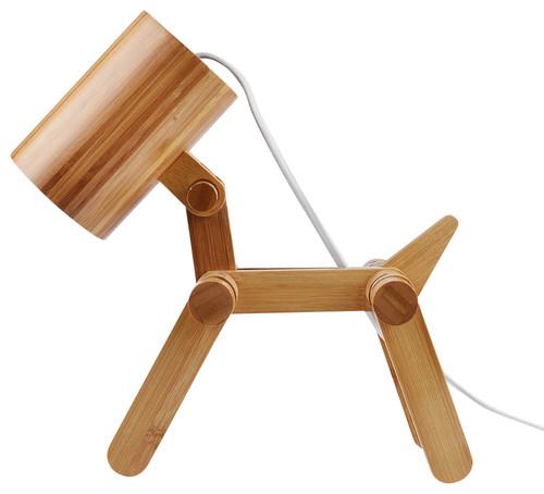 decoracion-ecologica-con-bambu-lampara-mesa