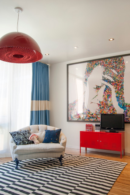 My Houzz: New York City eclectic-kids