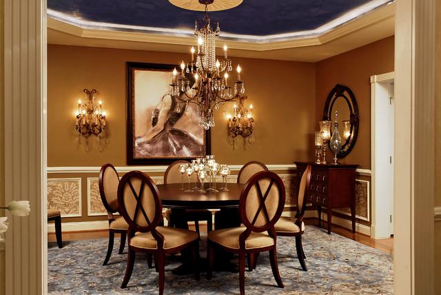Feminine Dining Room 4