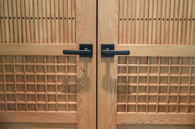 Japanese Style Door Asian Interior Doors San