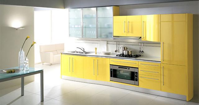 Butterfly Lacquer Kitchen Cabinets Fiamberti Modern
