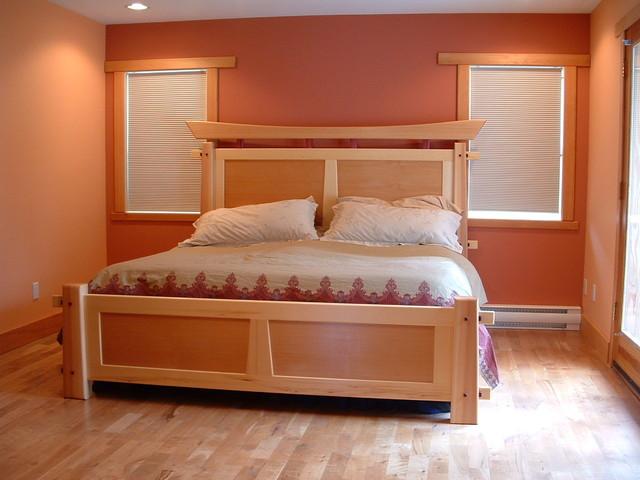 Craftsman Timber Frame Furniture Asian Beds