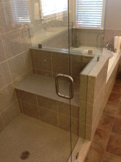 Actual Jobs Walk In Showers Bathroom Other Metro