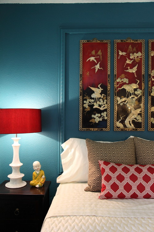 The Best Color For Energizing And Adding A Little Pep To A Space Is Red PHOTOS HuffPost