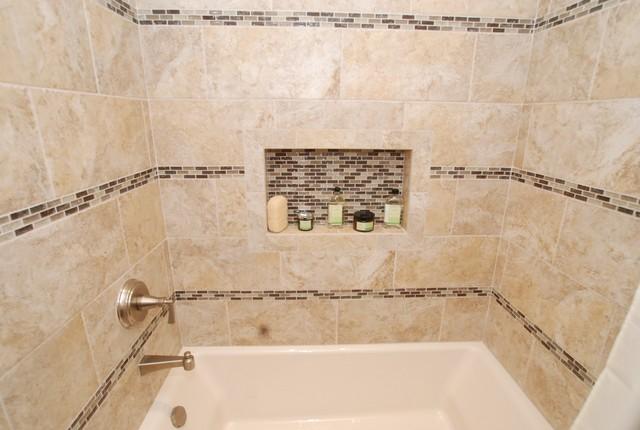 Bathroom Tiles And Borders bathroom tile with border - bathroom design