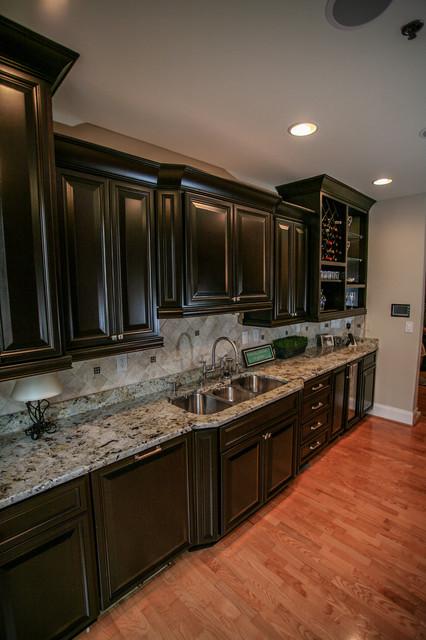 Kitchen Traditional Atlanta Cabinets Inc