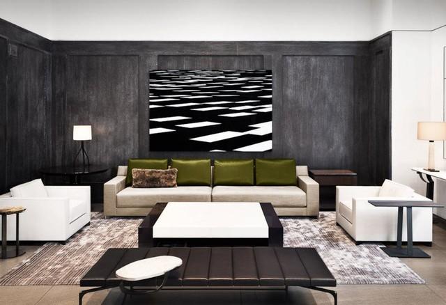Living Room Pendant Lighting Ideas