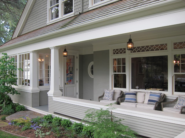 Bryant Street Traditional Traditional Porch San