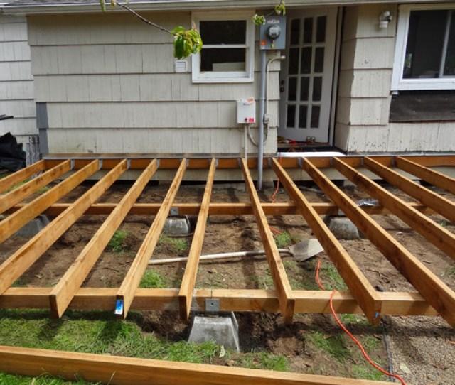 Building A Deck In Ten Steps