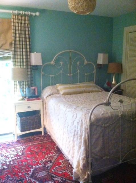 Vintage Eclectic Bedroom Eclectic Bedroom Atlanta