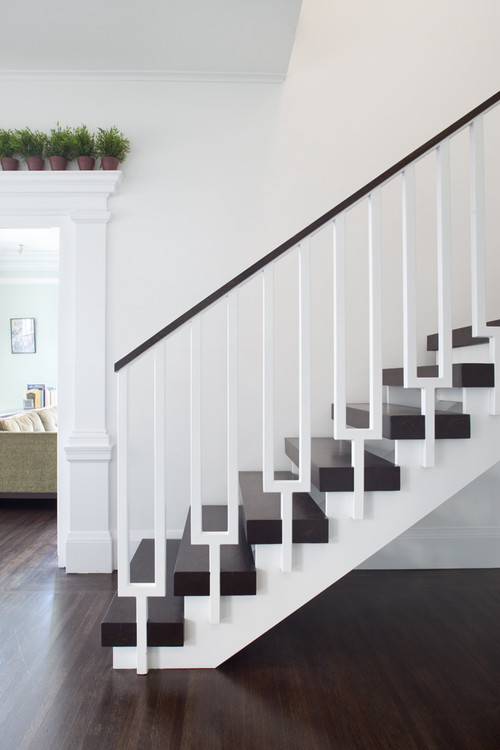 Design Decisions Stair Railing Design