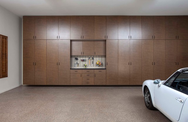 Bronze Garages Contemporary Garage And Shed Phoenix