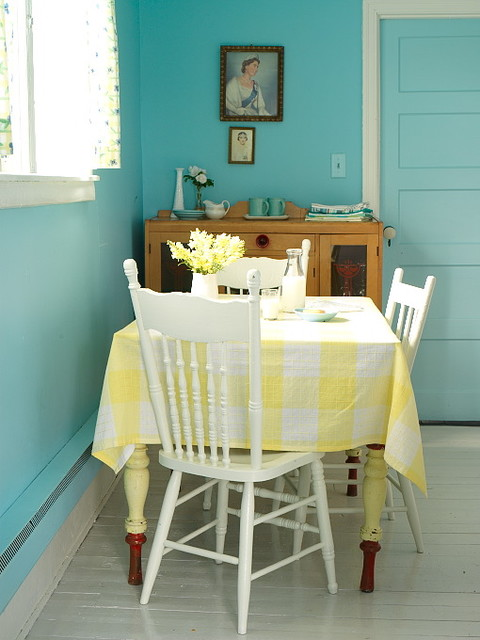 EJ Sooley House, Hearts Delight Newfoundland traditional kitchen
