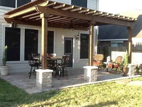 patio cover pergolas gazebos