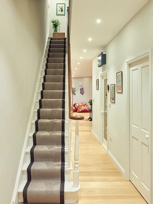 Narrow Staircase Home Design Ideas Pictures Remodel And