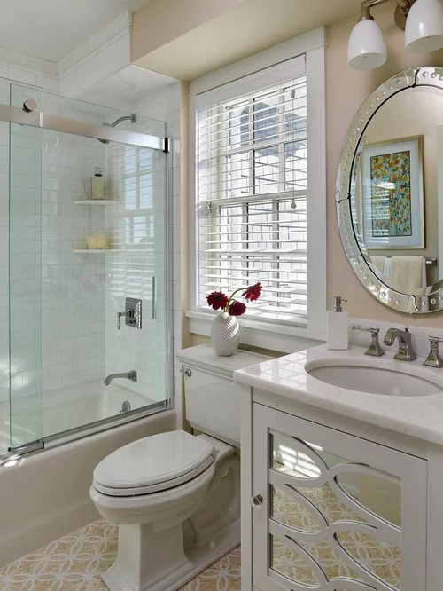 Updated Small Bathroom Ideas