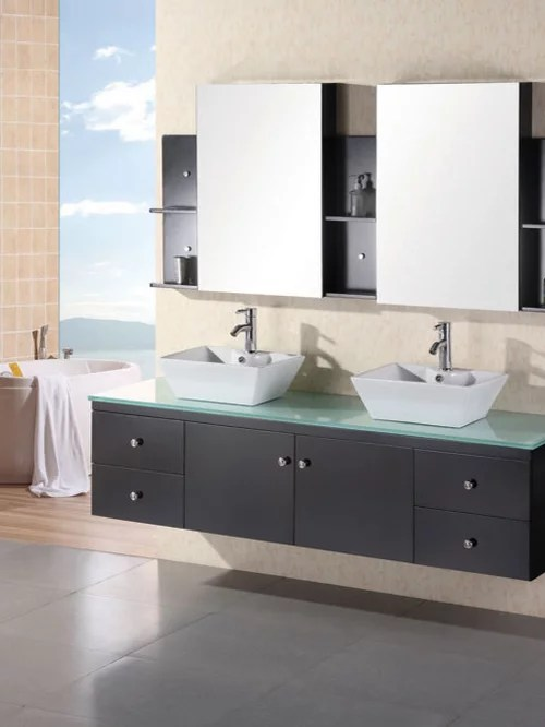 contemporary bath vanities wall mounted. all products bath,